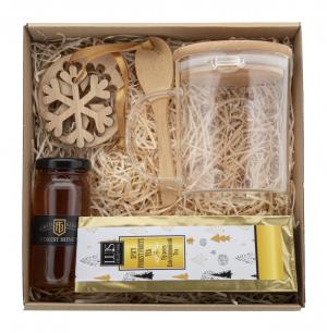 Verslo dovanos Bamburor (tea gift set)