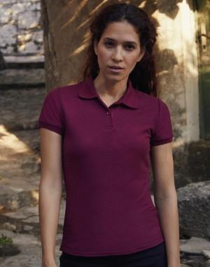 LADIES 65/35 POLO. Moteriški polo marškinėliai