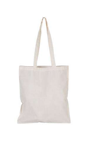 Medvilninis pirkinių krepšys Longish