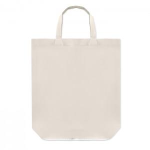 Sulankstomas medvilninis krepšys