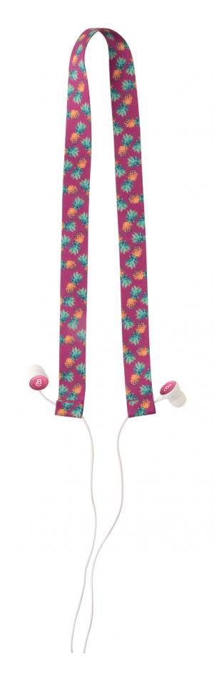 Verslo dovanos Subobass (earphones lanyard)