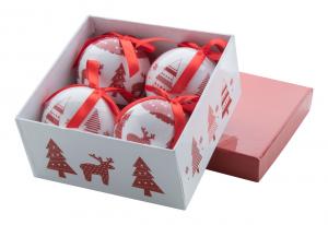 Verslo dovanos Fjelldal (Christmas tree ornament set)