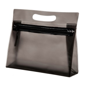 Skaidrus krepšys kosmetikai