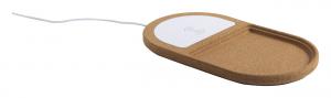 Verslo dovanos Dilfox (wireless charger organizer)
