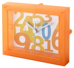 Verslo dovanos Timestant (transparent table clock)