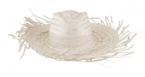 Sombrero (šiaudinė skrybėlė) Filagarchado