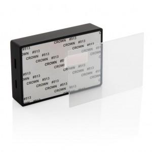 Belaidė garso kolonėlėsu grūdintu stiklu (3 W)
