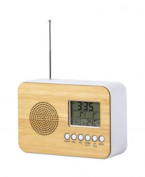 Verslo dovanos Tulax (radio desk clock)