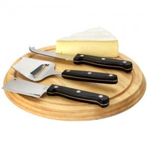 Fort 4 dalių sūrio serviravimo dovanų rinkinys