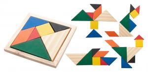 Verslo dovanos Tangram (puzzle)