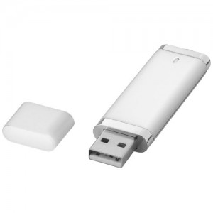 Plokščia 4GB USB atmintinė