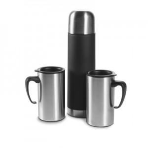 500 ml termosas ir 2 puodeliai po 260 ml