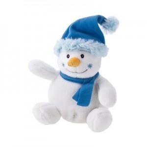 Pliušinis sniego senis Brennan
