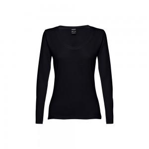 BUCHAREST WOMEN. Moteriški marškinėliai ilgomis rankovėmis