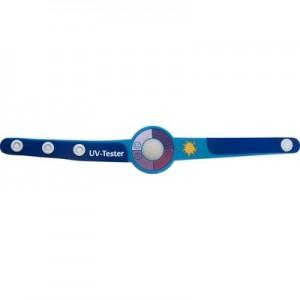 Apyrankės su UV testeriu