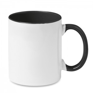 Nusispalvinantis puodelis