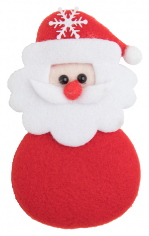 Verslo dovanos Hadock (Christmas fridge magnet)