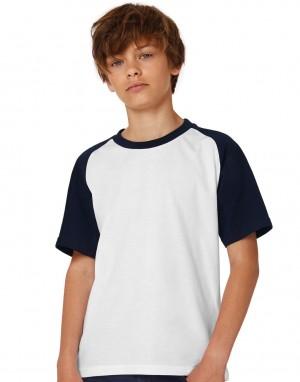 Vaikiški beisbolo marškinėliai