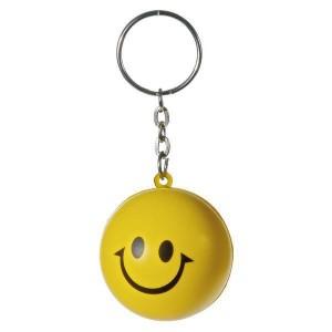 Veidukas-šypsenėlė, antistresinis raktų pakabukas