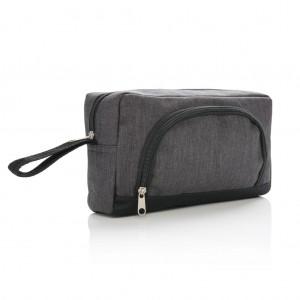 Klasikinis krepšys, tamsiai pilkos spalvos