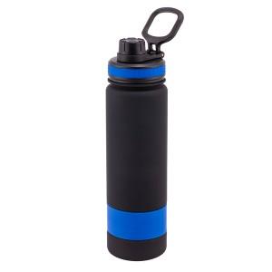 Ustępliwy vandens butelis 900 ml
