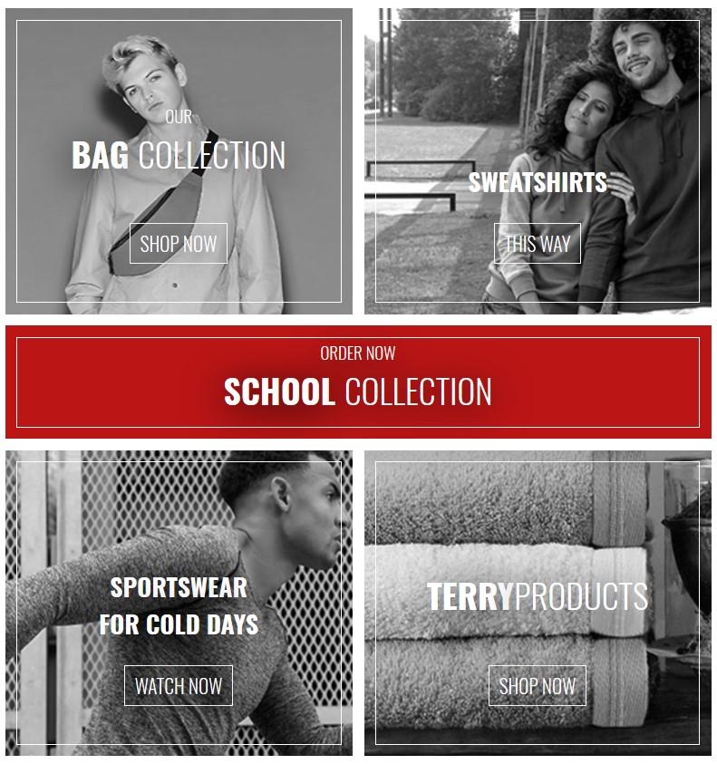 Reklaminė tekstilė