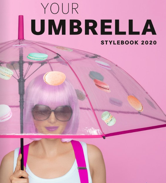 Reklaminiai skėčiai su logotipu